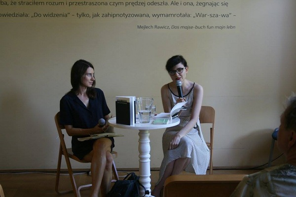 Spotkanie z Karoliną Szymaniak