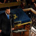 Uroczysty koncert kantorów: Tzudik Greenwald