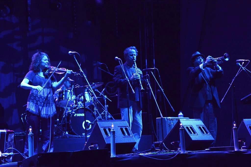 Koncert finałowy: The Klezmatics