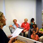 Warsztaty piosenki żydowskiej: Teresa Wrońska