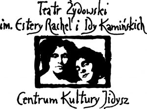 Teatr Zydowski nowe logo